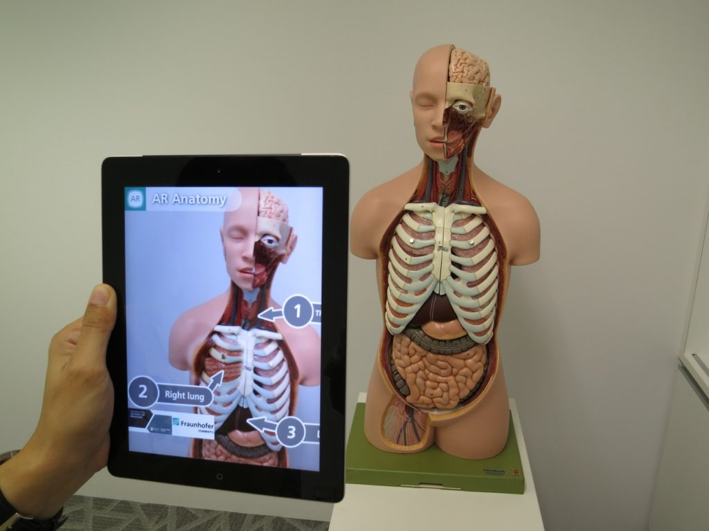 augmented reality for teachers